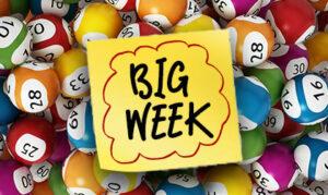 Най-големите джакпоти за тази седмица